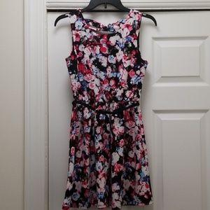 Lily Rose Floral Dress